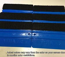 PRO Felt Edge Vinyl Car Van Bike Wrap Wrapping Squeegee  Tool Scraper