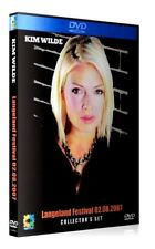 Kim Wilde - Langeland Festival 02.08.2007 - Collector's Set Pro-Shot DVD