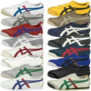 Asics Onitsuka Tiger Mexico 66 Chaussures Rétro Baskets Loisirs Classique