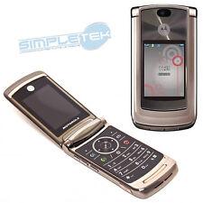 Motorola Razr2 Original v9 2.2inch rosegold Unlocked GSM Cellular Phone