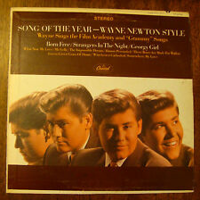 Wayne Newton on Capitol ST 2714 – Song of the Year - 1967
