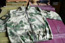 Fleece Jacket Russian army, Camo Moh (Rosguard)