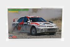 Mitsubishi Lancer Evolution Iv #1 Safari Rally 1997 Kit HASEGAWA 1:24 HA20395