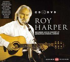 Roy Harper - Live in Concert at Metropolis Studios London [New CD] Bonus DVD, PA