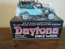 Daytona Bike Week 1936 Limited Edition Dodge Panel Delivery Van