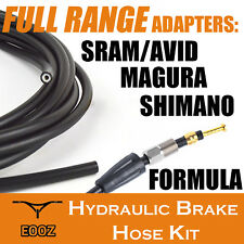 Bicycle Hydraulic Hose with Olive Connecter Insert Banjo For SHIMANO SRAM MAGURA