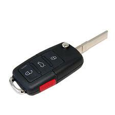 Folding Flip Key for Volkswagen VW Golf Rabbit GTI Mk4 MK5 Typ 1J Typ 1K R32