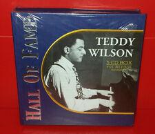 BOX 5 CD TEDDY WILSON - HALL OF FAME  - SEALED SIGILLATO