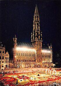 BR84481 bruxelles grand place tapis de fleurs belgium