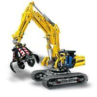 Lego Technic Pelleteuse Excavatrice 720PcsConstruction ville style 42006 jouet