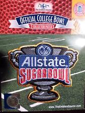 Official NCAA College Football AllState Sugar Bowl 2018/19 Patch Texas & Georgia