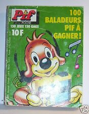 LIVRE BANDE DESSINEE BD MADE IN FRANCE ARNAL 290 PAGES PIF POCHE 311 b