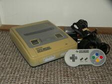Super Nintendo SNES Console * ORIGINAL * Ready to Play Retro Quick Dispatch