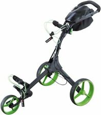 Big Max IQ plus Trolley In White/lime
