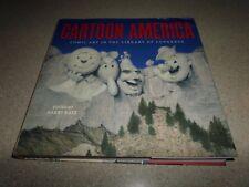 Cartoon America Comic Art In The Library Of Congress Harry Katz HC Abrams NEW