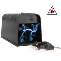 Électronique Piège à Rats Ratière Souris Rongeurs Cage Tueur de Rongeurs DC 6V