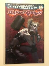 HARLEY QUINN # 1 DELL OTTO PINK RARE Variant NM DC JOKER BAT MAN COMIC