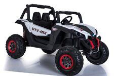 4x4 BUGGY Jeep Kinder Elektroauto Kinder Fahrzeug Leder MP3 Fernbedienung 12V