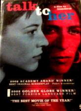 Pedro Almodovar's Talk to Her (2002) Javier Camara Dario Grandinetti Sealed Dvd