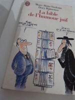 La Bible de l'humour juif de Marc-Alain Ouaknin (cpl13)