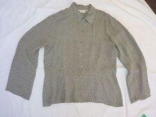 Womens Shirt - 5-Button Long Sleeve