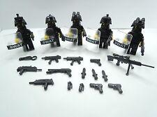 (no.5-25) custom high quality swat police navy seal  lego gun army weapons LEGO
