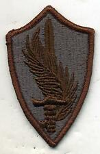 US Army Central Command ACU Patch