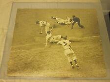 Original Brooklyn Dodgers vs. New York Giants Photo