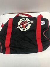 Vintage 1992 World Champion  Chicago Bulls Duffle Bag
