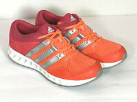 Adidas Womens Energy Boost Running Shoes Size 10 Orange Pink