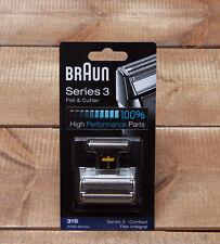 31S Braun 5000 Series Shaver 6515 6520 5877 5790 5665 5550 5478 5317 5015 5005
