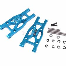 959-03 Front Lower Suspension Arm For RC 1/12 WLtoys Truck Blue Upgrade Parts