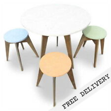 Wooden Modern Dining Furniture Sets with 5 Pieces