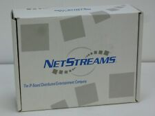 NetStreams Ns-Mur2Em Musica Rs-232 Ethernet Network Interface For Mu5066 System