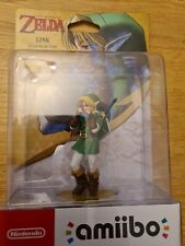 Nintendo Amiibo - Link Ocarina of Time - The Legend of Zelda Collection