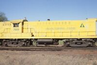 OREGON CALIFORNIA & EASTERN Railroad Locomotive SYCAN OR Original Photo Slide