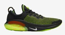 Nike Joyride Run Flyknit Black/White/Electric Green CT1600 001 Size 8-13