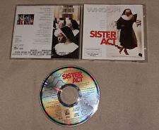 CD Soundtrack Sister Act 1992 14.Tracks Deloris & the Sisters ... 151