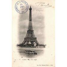 [75] Paris - La Tour Eiffel.