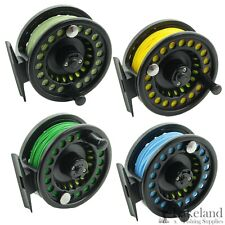 AR Fly Reel Combo + Line & Backing | Trout Fishing, Size 3/4, 5/6, 7/8