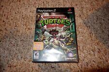 Teenage Mutant Ninja Turtles: Smash-Up (Sony PlayStation 2, 2009) NEW Sealed