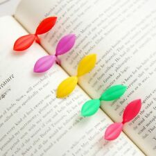 Mark Students Supplies Office Sprout School Stationery Bookmark Leaves