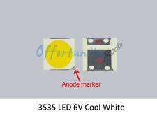 Pk20 3535 LED 6V Repair Sharp etc TV Backlight (Equiv. LG Innotek LATWT391RZLZ)