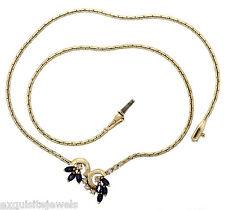 Beauty Chain Yellow Gold Fine Diamond Necklaces & Pendants