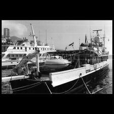Photo B.001378 CALYPSO (COMMANDANT JACQUES-YVES COUSTEAU)NAVIRE OCEANOGRAPHIQUE