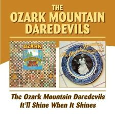THE OZARK MOUNTAIN DAREDEVILS/IT'LL SHINE WHEN IT SHIN 2 CD NEUF
