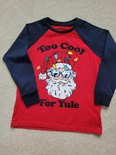 Boys Next Long Sleeve Christmas T-Shirt Age 7