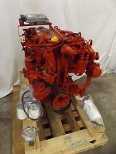 Deutz Ag Engine Motor Tcd 41 L4 New Still On Crate 114hp 2200rpm Mfg 012016