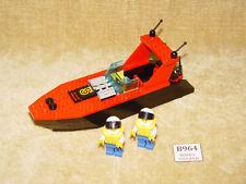 Lego Sets: Classic Town: Hafen: 6679-1 Dark Shark (1991) 100% mit Minifiguren