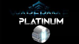3000 Warframe Platinum XBOX